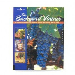 Wine Books - The Backyard Vintner