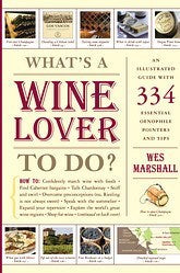 Wine Books - What's A Wine Lover To Do? By Marshall