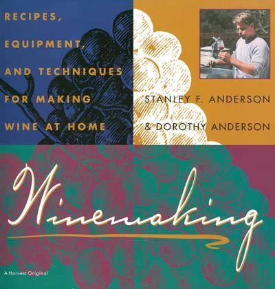 Wine Books - Winemaking By Anderson