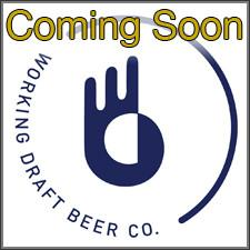 Working Draft Beer Company, coming soon to E. Wilson Street in Madison. BBQ by Underground Meats