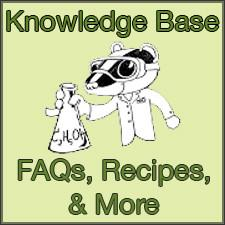 Knowledge Base (FAQs, Recipes, and More)