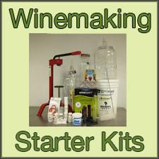 Home Winemaking Equipment Starter Kits