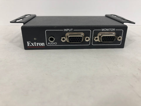 Extron P/2 DA2xi MT Two Output VGA and Audio Distribution Amplifier 60-506-21 - Surplus Crestron