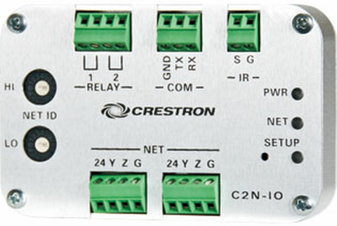 Crestron C2N-IO Control Port Expansion Module - NEW IN BOX - Surplus Crestron
