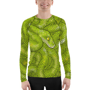 Snake's Lair Men's Long Sleeve Shirt