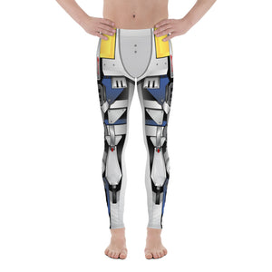 Battle Mecha Men's Leggings