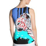 Elegant Tiger Women's Tank Top