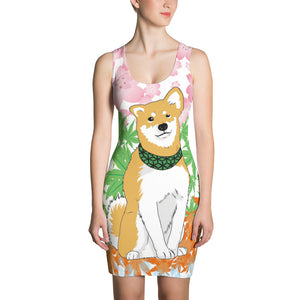 Seasons of Shiba Dress