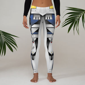 Battle Mecha Women's Leggings