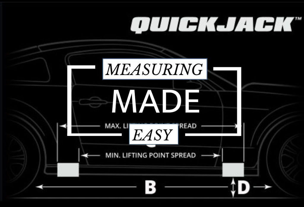 Measuring Up Made Easy - QUICKJACK
