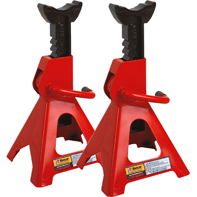 3-Ton Jack Stands / Set of Two - RJS-3T - My Auto Garage