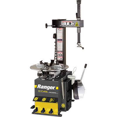 Swing Arm Tyre Changer - R745 - My Auto Garage