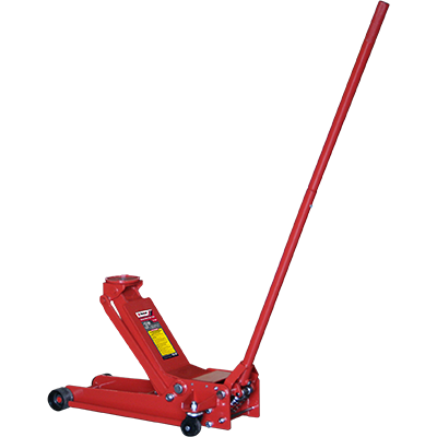"3-Ton ""Low Rider"" Floor Jack - RFJ-6HD - My Auto Garage"