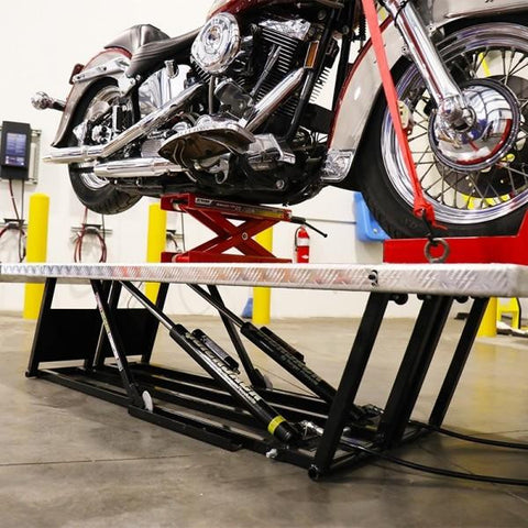 QuickJack Motorcycle Lift Kit - My Auto Garage