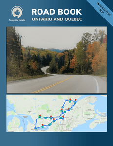 Road Trip - Ontario and Quebec Canada