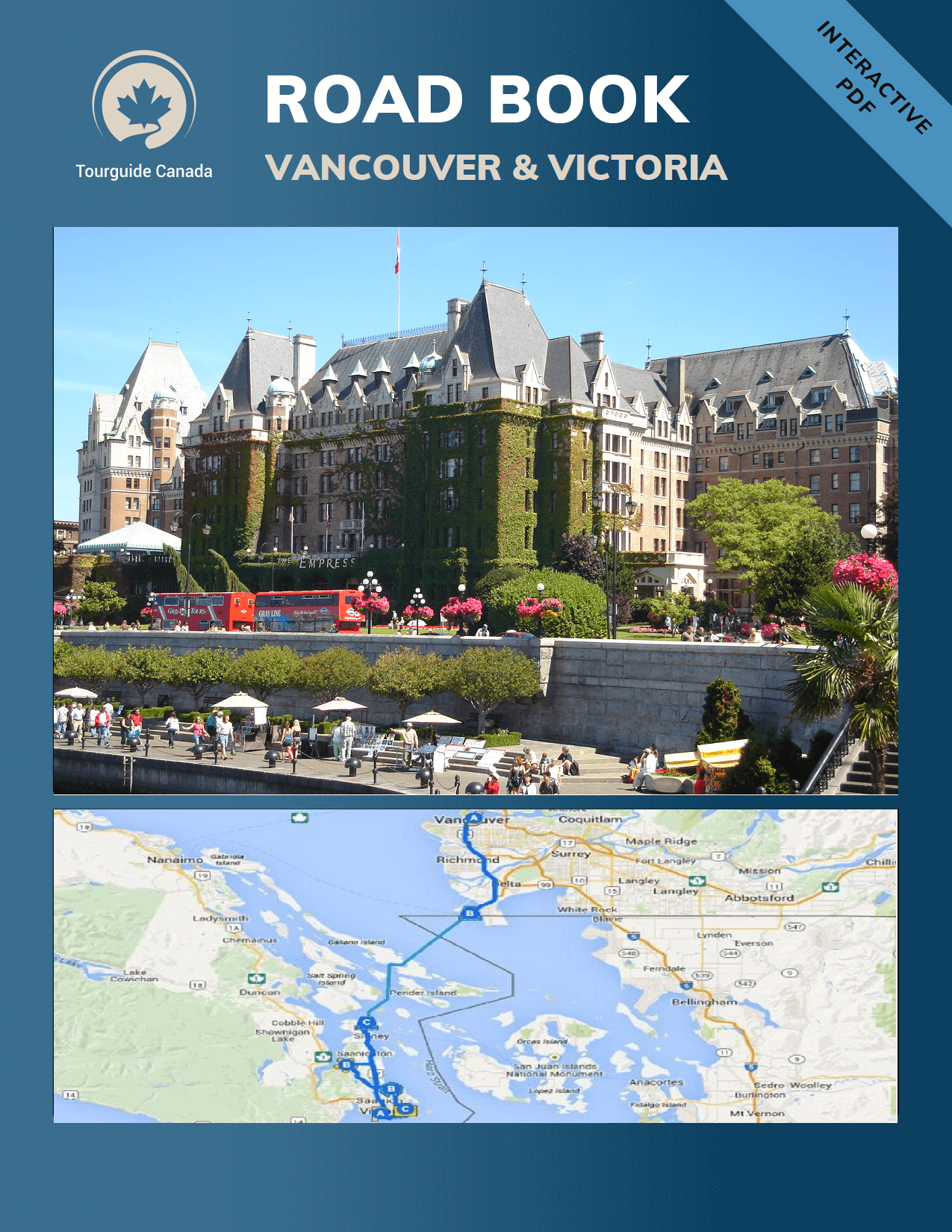 Travel Guide to Explore Vancouver and Victoria, BC