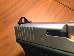 RAPS - (Rear Aperture Pistol Sight) - Designed for GLOCK Pistols