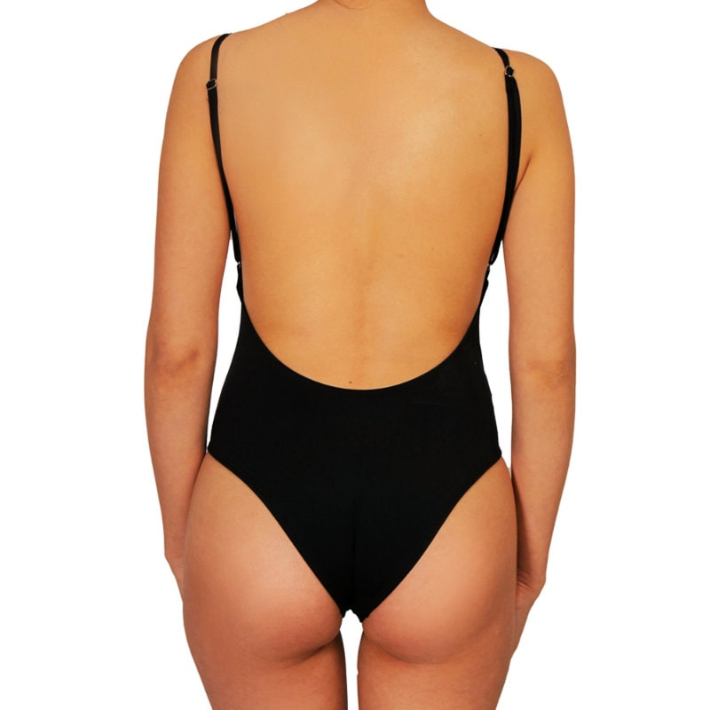 Dominga Tanga Black