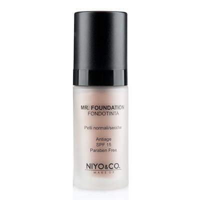 FONDOTINTA LIQUIDO MR.FOUNDATION N.05 CHOCOA