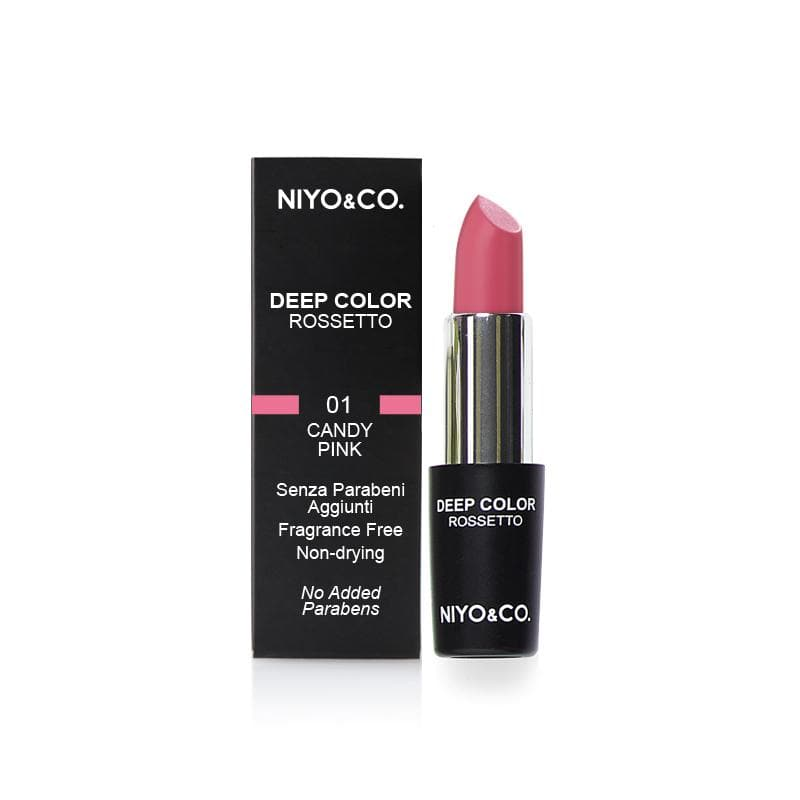 ROSSETTO DEEP COLOR 01 CANDY PINK