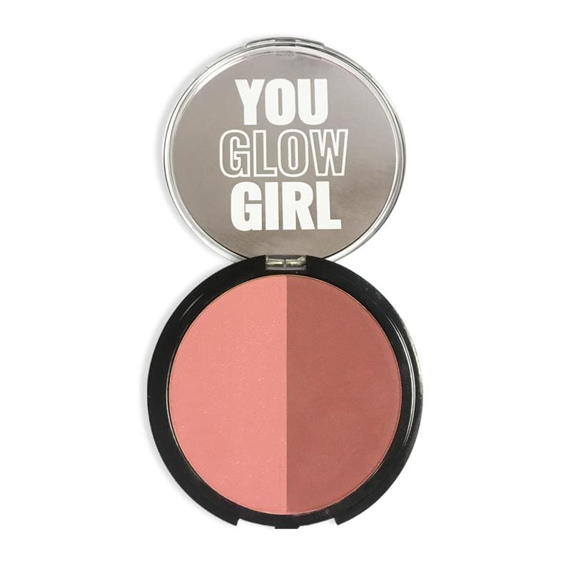 FARD PRETTY BLUSH DUO BICOLOR EFFETTO GLOW