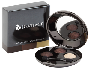 REVITAGE TRIO OMBRETTO COTTO BROWN paraben free