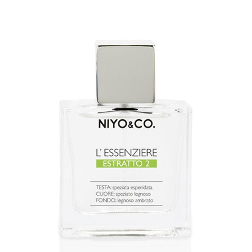 L'ESSENZIERE ESTRATTO N.2 EDPV 50 ML ESPERIDATO - LEGNOSO - AMBRATO