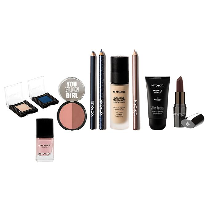 Half nude look - Kit make up