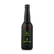 Kc2 Japanese Lime Kombucha