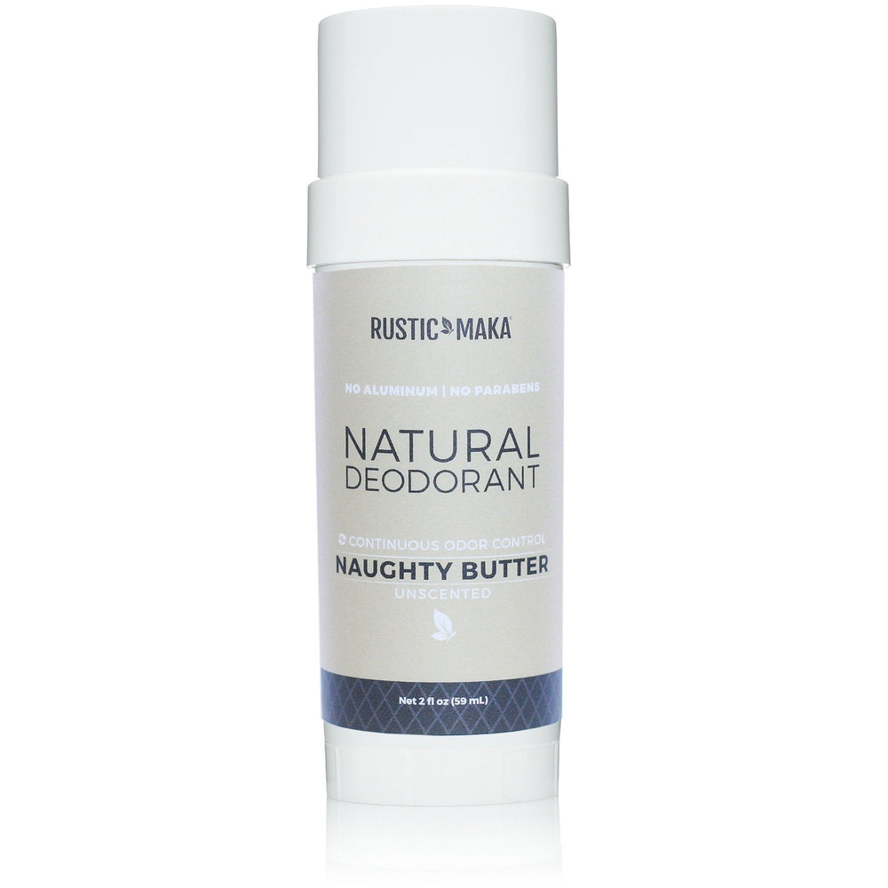 Rustic MAKA Naughty Butter Natural Deodorant