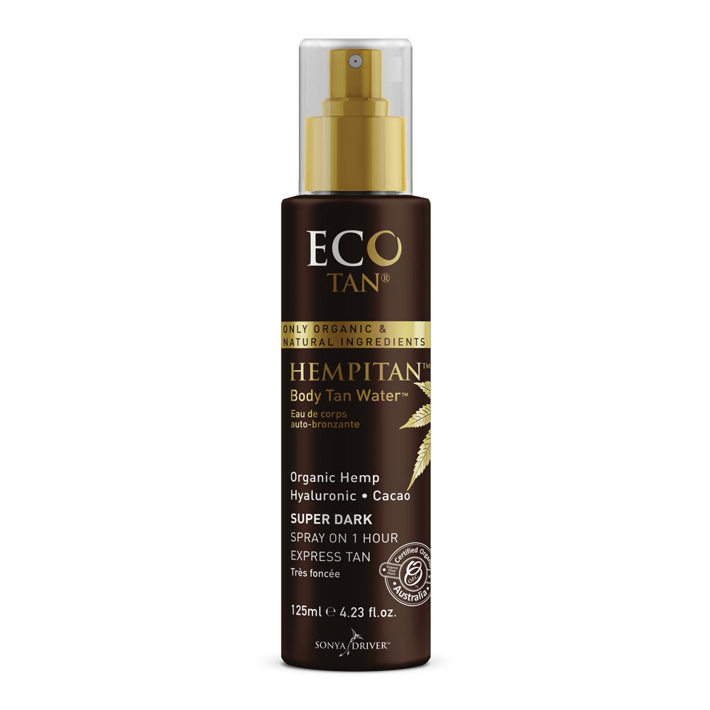Eco Tan Hempitan™ Organic Body Tan Water