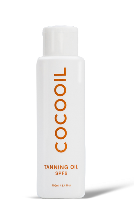 COCOOIL Tanning Oil SPF 6 Mini