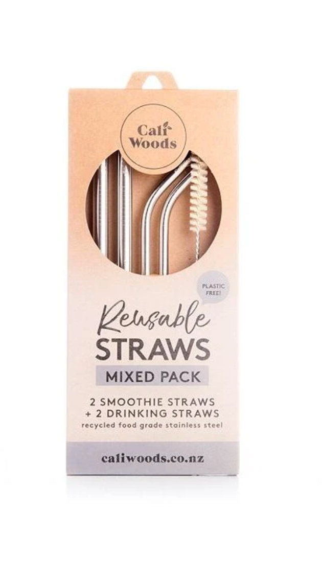 Mixed Pack Straw Pack