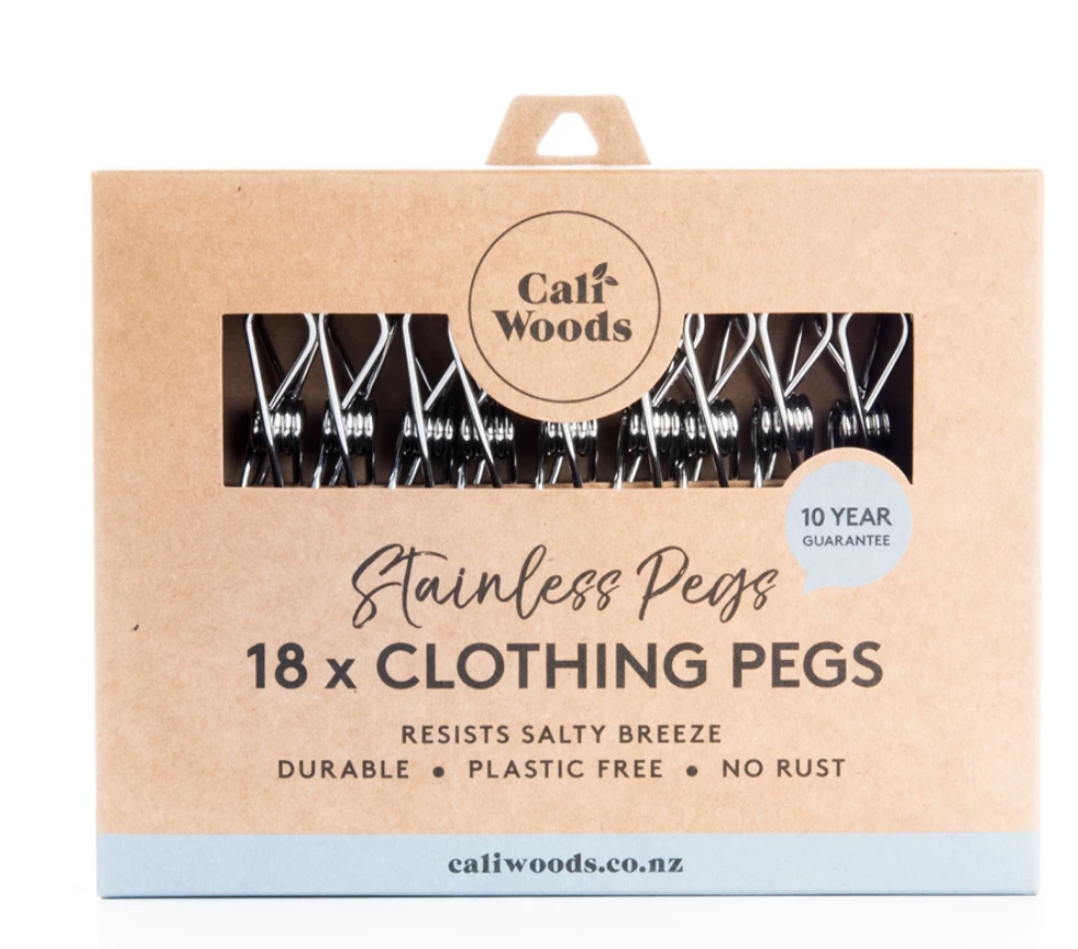Caliwoods Clothing Pegs