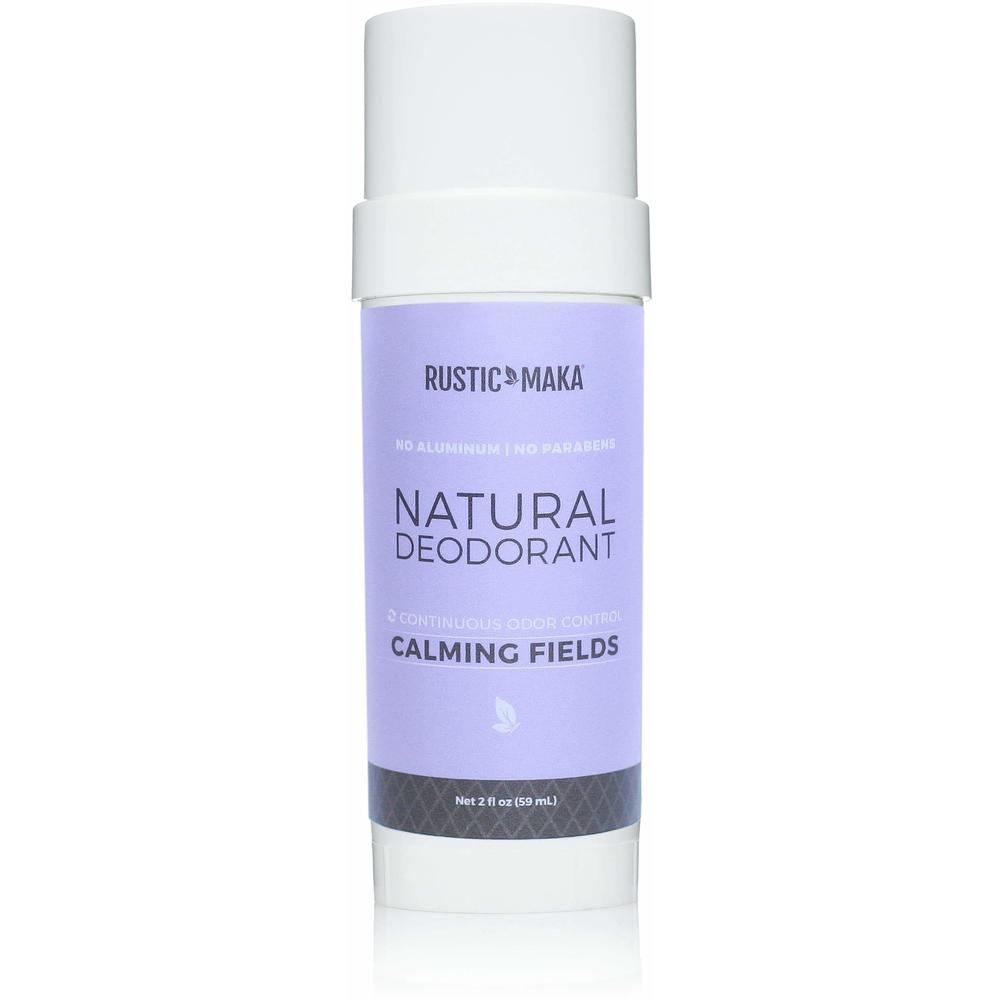 Rustic MAKA Calming Fields Natural Deodorant