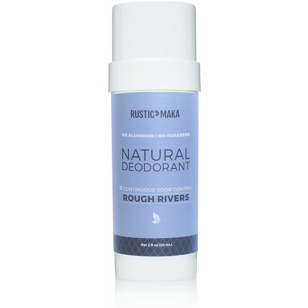 Rustic MAKA Rough Rivers Natural Deodorant