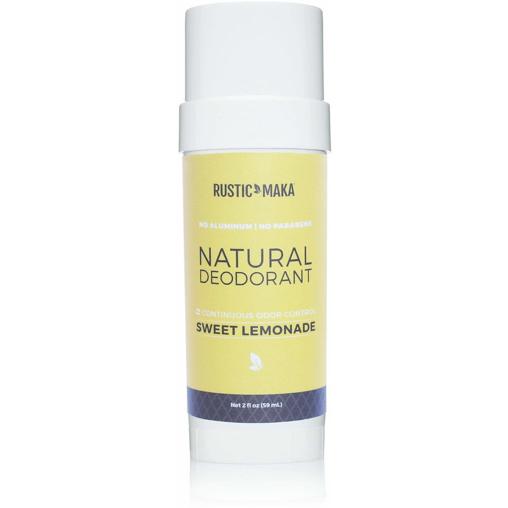 Rustic MAKA Sweet Lemonade Natural Deodorant
