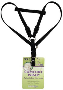 Li'l Pals Harness 20-35cm adj Black