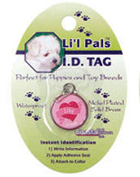 Li'L Pals Heart -Love ID Tag