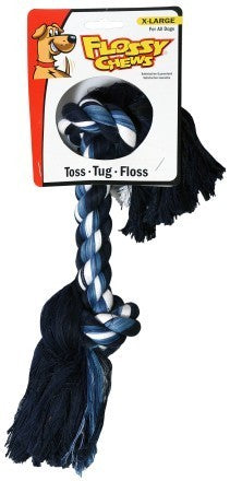 Flossy Chew Dog Tug Toy XLarge 36cm