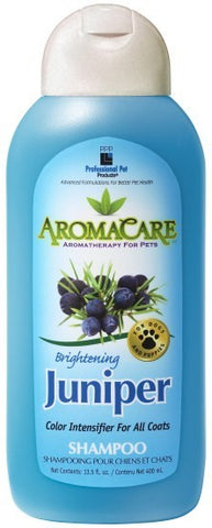 PPP AromaCare Brightening Juniper Dog Shampoo