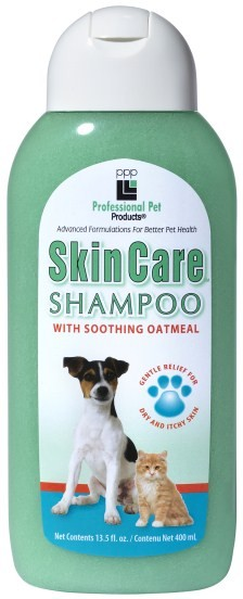 Shampoo for Sensitive skin with Oatmeal.  400 ml