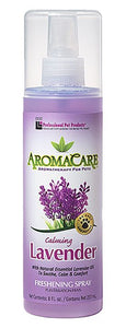 AromaCare Calming Lavender Freshening Spray for Dogs and Puppies