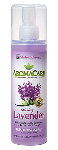 PPP AromaCare Dog Freshening Spray - Calming Lavender