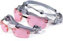 Doggles Metallix Sunglasses - K9 Optixs Pink Small