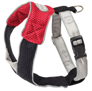 Harness V Mesh in Red/Black