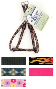 Li'l Pals Flame Comfort Dog Harness