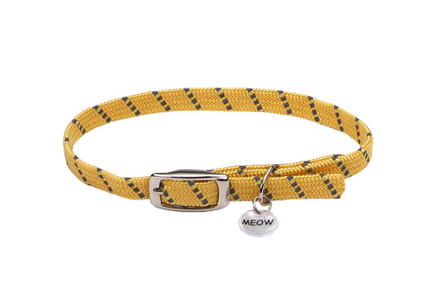 Coastal Reflective Elasta Cat Safety Collars