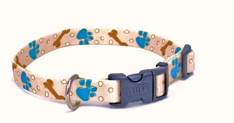 Pet Attire Paws & Bones Dog Collars