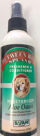 Between Bath Dog Coat Freshener and Conditioner Aloe